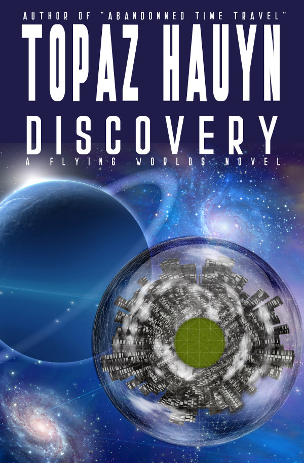 Discovery - A Flying Worlds Novel